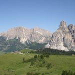 Dolomites Mountains, Italy.  A picture is worth a thousand words.
