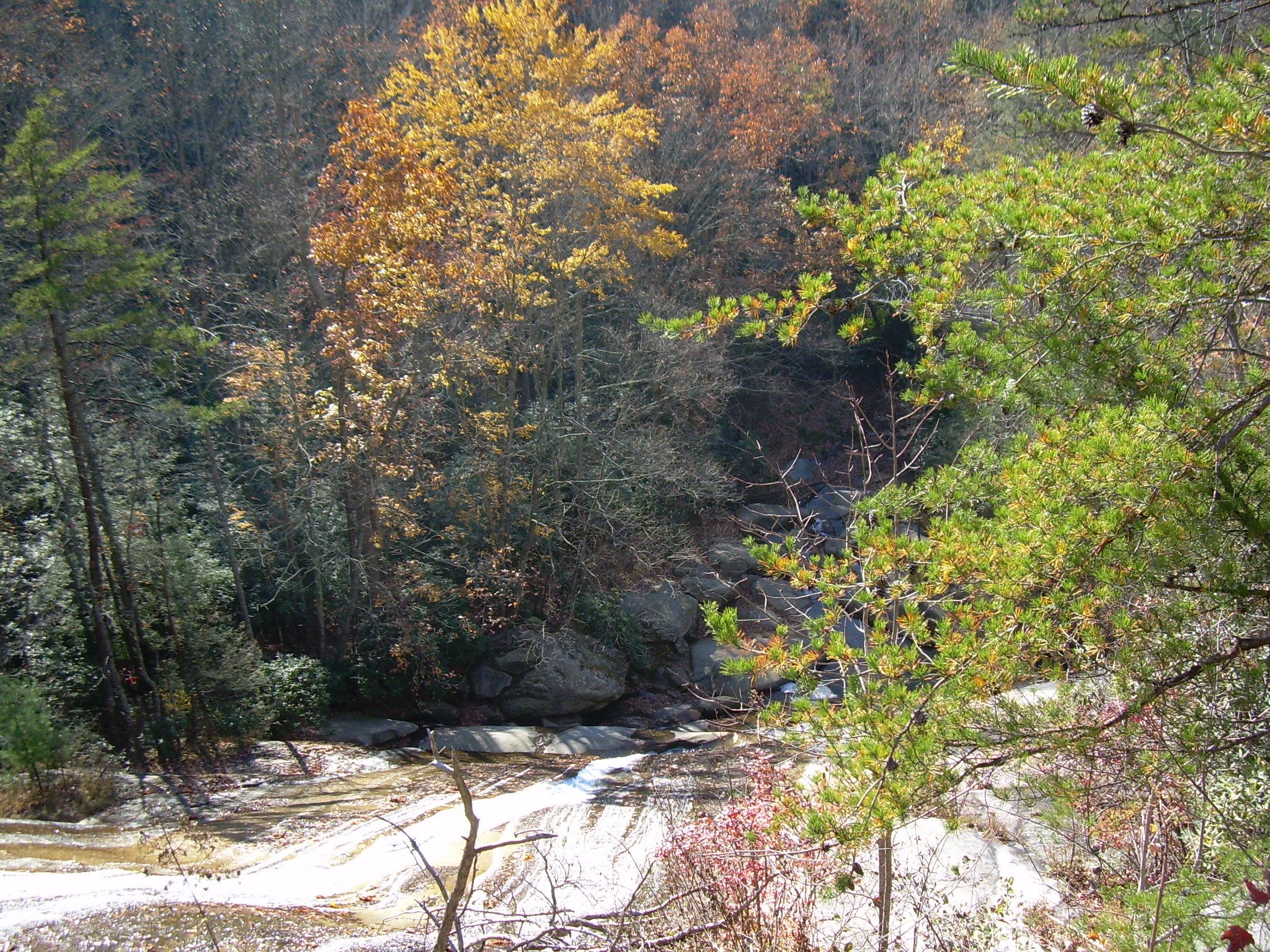 Widow Creek Falls